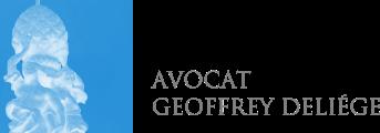 Avocat Geoffrey Deliége Retina Logo