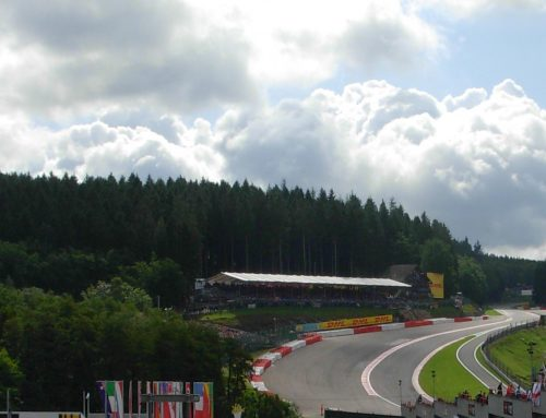 F1, GP2 et sports automobiles, Spa-Francorchamps