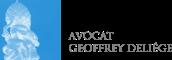 Avocat Geoffrey Deliége Logo