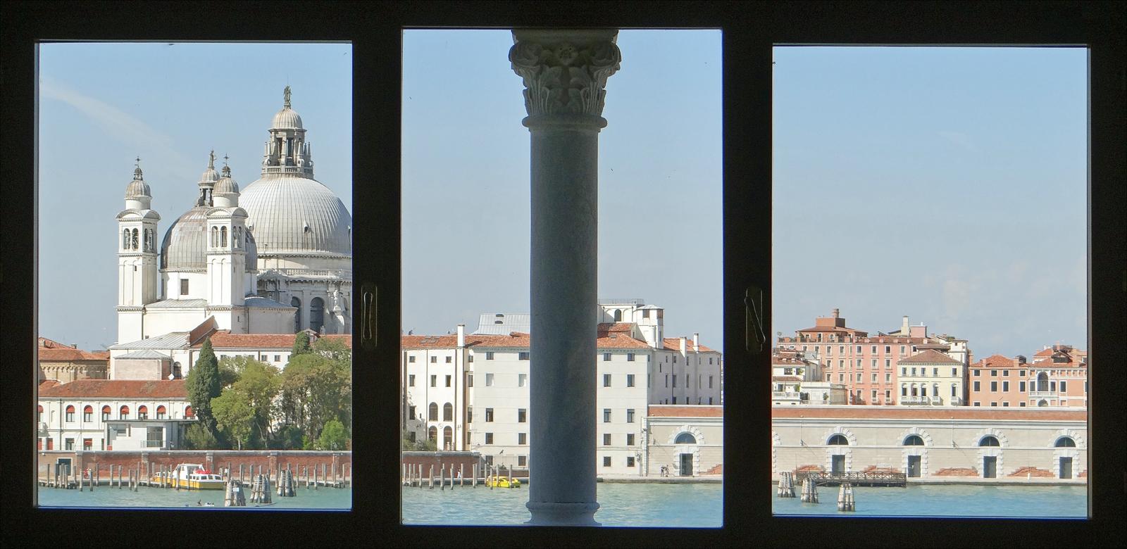 Jean-Pierre Dalbéra, La Salute vue depuis la Giudecca (Venise)
