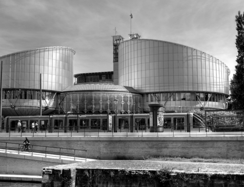 Presentation of the European Court of Human Rights – TV5 Itineris