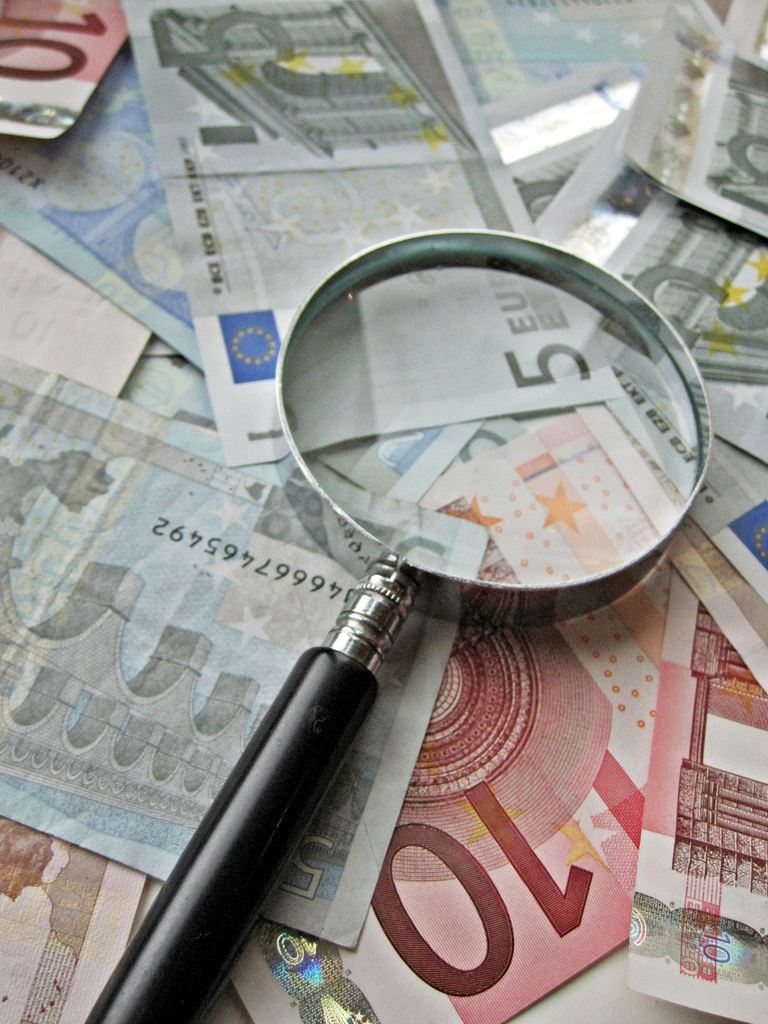 Images Money, Euro Notes (cc)