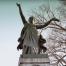 Statue LA PAIX à Verviers
