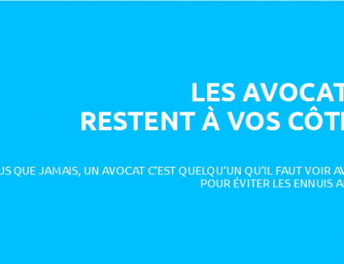 Lawyers stay by your side | avocats.be